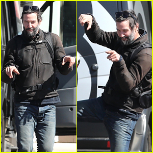Keanu Reeves Recalls An Awesome Motorcycle Ride While Hanging With Friends