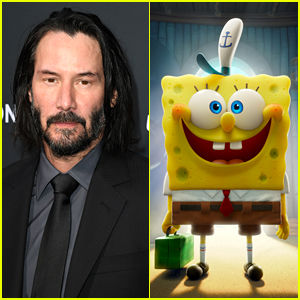 It Was Always Planned For Keanu Reeves To Appear in the New 'Spongebob' Movie