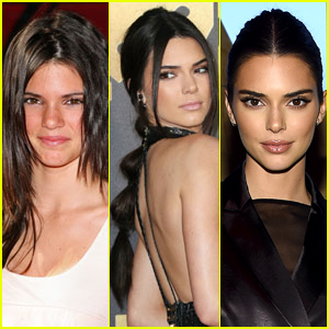 Kendall Jenner's Hair Style Evolution Over the Years