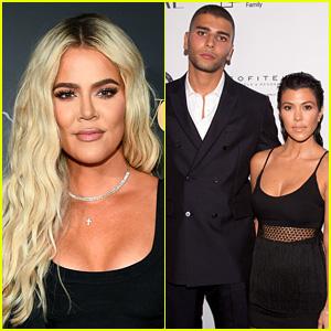 Khloe Kardashian Called Out Kourtney Kardashian's Ex Younes Bendjima on 'KUWTK'