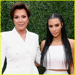 Kris Jenner Breaks Silence on Kim Kardashian's Divorce from Kanye West
