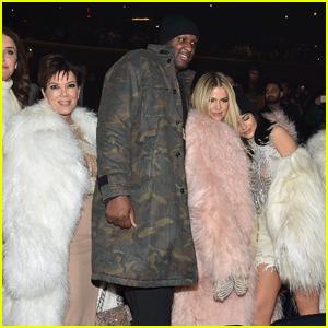 Lamar Odom Thanks the Kardashians While Watching 'Khloe & Lamar' TV Marathon