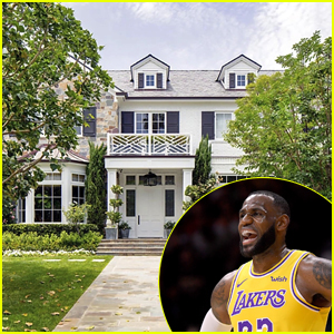 LeBron James Is Selling One of His LA Mansions for $20 Million - Look Inside!