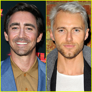 Lee Pace's Boyfriend Matthew Foley Shares Sweet New Photos for His Birthday!
