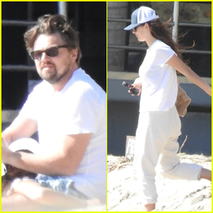 Leonardo DiCaprio & Camila Morrone Are Still Going Strong, Photographed Together for First Time in Months!