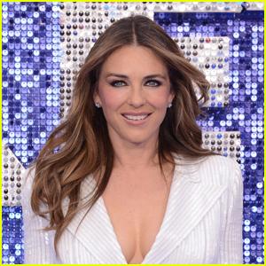 Elizabeth Hurley Shuts Down Rumors She's Starring in a Reality Show