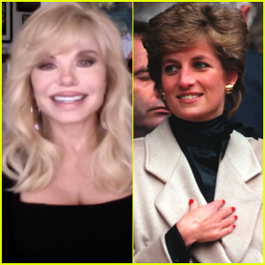 A Long-Rumored Story About Princess Diana Was Just Confirmed by Loni Anderson