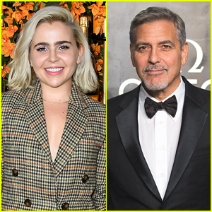 Mae Whitman Shares A Sweet Story of How George Clooney Would Buy Wrapping Paper From Her For School Fundraiser