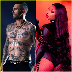 Maroon 5 Release New Song 'Beautiful Mistakes' With Megan Thee Stallion - Read the Lyrics!