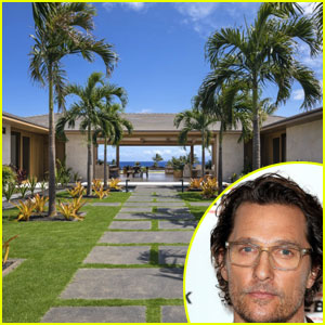 Look Inside Matthew McConaughey's Brand New Hawaii Vacation Home He Purchased for Almost $8 Million
