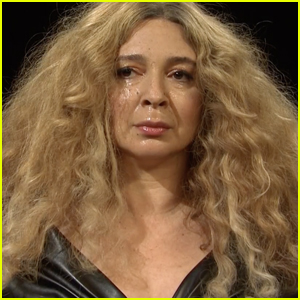 Maya Rudolph Plays Beyonce Taking on 'Hot Ones' Challenge in Hilarious 'Saturday Night Live' Sketch - Watch Now!