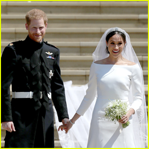 Meghan Markle and Prince Harry Got Married Three Days Before Their Televised Wedding