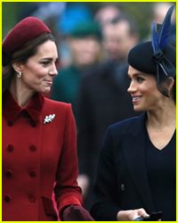 Here's What Meghan Markle Is Saying About Kate Middleton in Oprah Winfrey Interview