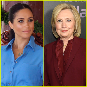 Hillary Clinton Calls UK Tabloids Treatment of Meghan Markle 'Outrageous' Following Her Interview with Oprah Winfrey