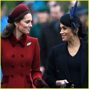 Meghan Markle Speaks to Story That She Made Kate Middleton Cry: 'The Reverse Happened'