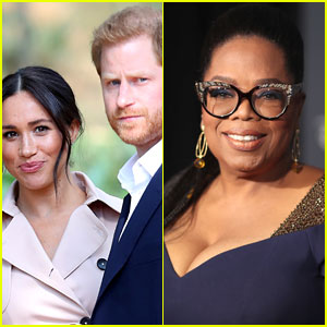 Oprah Winfrey Reveals the Text She Got From Meghan Markle During the Big Tell All Interview