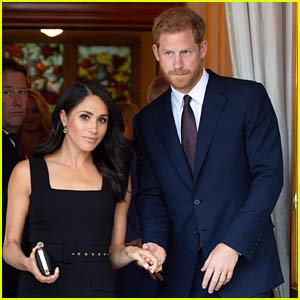Here's How Much Money Meghan Markle & Prince Harry Spend on Security Each Year
