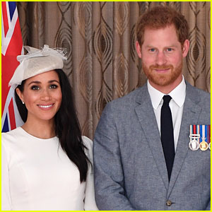 Meghan Markle & Prince Harry Reveal Sex of Second Child!