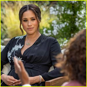 Meghan Markle Answers Oprah's Questions About Her Right to Privacy in New Clip from Interview