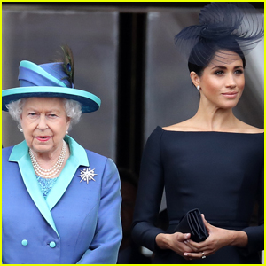 Meghan Markle Says She Reached Out to Queen Elizabeth Following Prince Philip's Hospitalization
