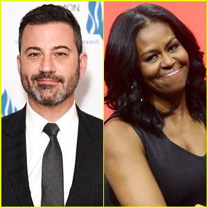 Michelle Obama Responds to Jimmy Kimmel's 'Sick' Question About Her Sex Life