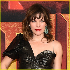 Milla Jovovich Impersonates Her 13-Year-Old Daughter Ever in Hilarious TikTok