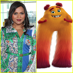 Mindy Kaling Has Joined The Star-Studded Voice Cast Of 'Monsters at Work' on Disney Plus