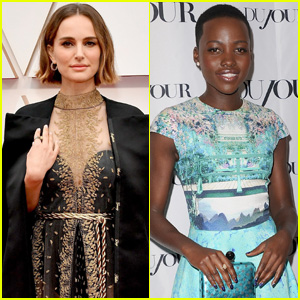 Natalie Portman & Lupita Nyong'o to Star in Apple Series 'Lady in the Lake'!