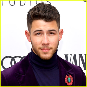 Nick Jonas Reveals The Musician He'd Love To Play in a Movie