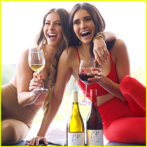 Nina Dobrev & Julianne Hough Team Up to Launch Wine Company!