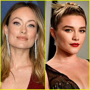 Olivia Wilde Shares First Look at 'Don't Worry Darling' Featuring Florence Pugh!