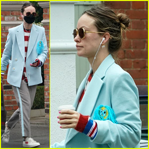 Olivia Wilde Runs Errands in London - See the New Pics