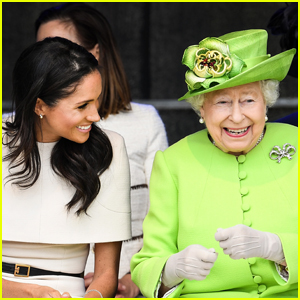 Meghan Markle Opens Up About the First Time She Ever Met Prince Harry's Grandmother, Queen Elizabeth