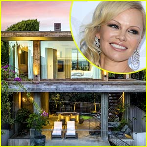 Pamela Anderson Is Selling Her Stunning Malibu Home for $15 Million - Look Inside!