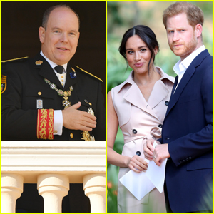Prince Albert of Monaco Criticizes Prince Harry & Meghan Markle's Tell-All Interview