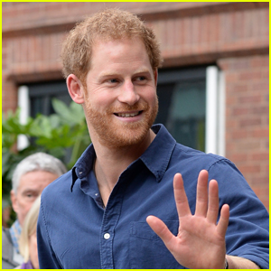 Prince Harry Lands His Second New Job