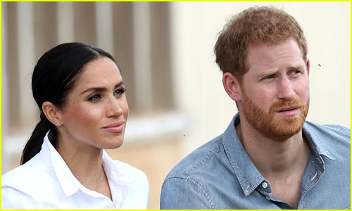 Prince Harry & Meghan Markle's Net Worth Revealed Ahead of Oprah Interview