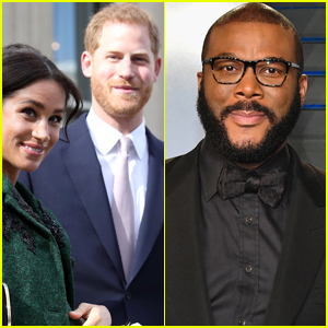 Prince Harry & Meghan Markle Explain How Tyler Perry Helped Them After the Royal Family Removed Their Security