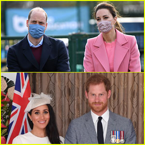 Prince William Breaks Silence on Prince Harry & Meghan Markle's Interview, Says Royal Family Isn't Racist