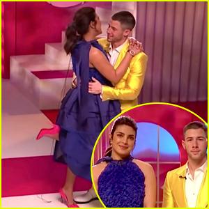 Priyanka Chopra & Husband Nick Jonas Announce The History Making 2021 Oscar Nominations