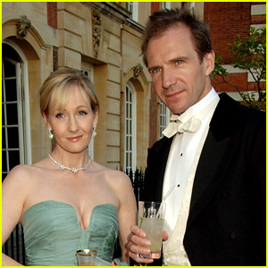 Ralph Fiennes Defends JK Rowling, Says He 'Can't Understand the Vitriol'