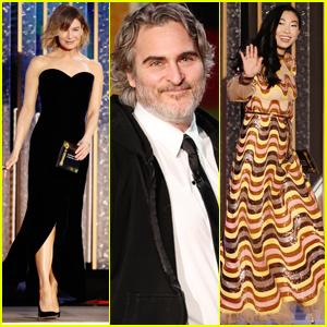 Renee Zellweger, Joaquin Phoenix, & Awkwafina Return for Golden Globes 2021 After Winning Last Year!