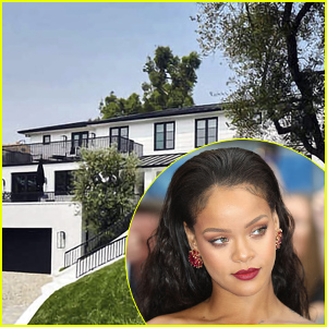 Rihanna Buys Beverly Hills Mansion for $13.8 Million - See Pictures!