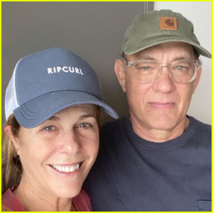 Rita Wilson Reflects on Coronavirus Diagnosis With Tom Hanks One Year Later