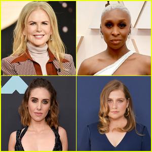 Nicole Kidman, Cynthia Erivo, Alison Brie & Merritt Weaver to Star in Apple TV Series 'Roar'!