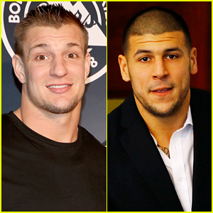 Rob Gronkowski Addresses Former Teammate Aaron Hernandez's Murder Conviction for First Time
