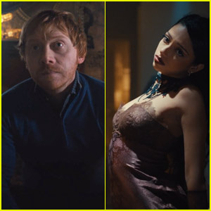 Rupert Grint Makes Surprise Cameo in Saleka Night Shyamalan's 'The Sky Cries' Music Video - Watch Now!