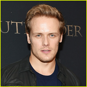 Sam Heughan Now Knows How to Kill Someone With a Cell Phone