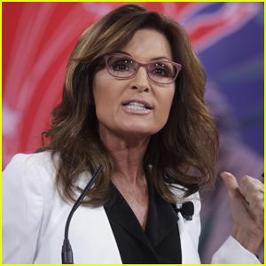 Sarah Palin Reveals COVID-19 Diagnosis, Shares 'Bizarre' Symptoms
