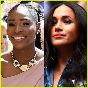 Serena Williams Speaks Out About Her Friend Meghan Markle's Oprah Winfrey Interview
